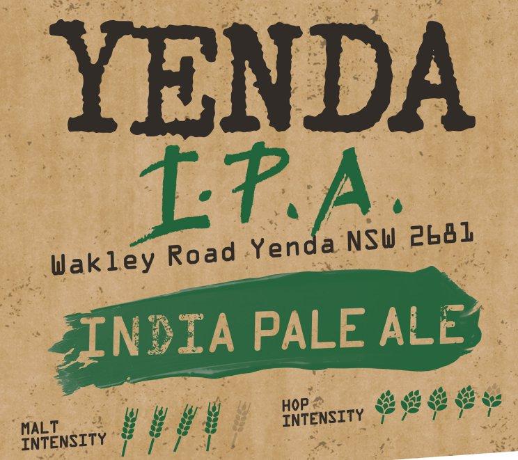 Yenda – IPA